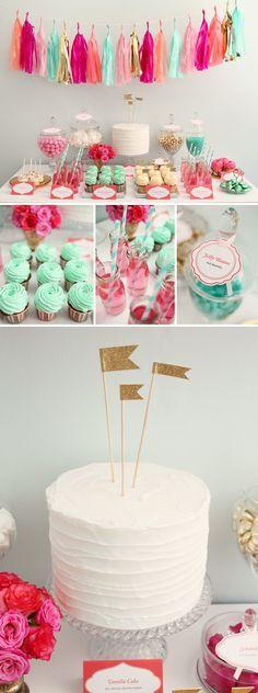 Zuckermonarchie Candy Bar Inspirationen | Hochzeitsblog Hochzeitswahn – Sei Inspiriert!