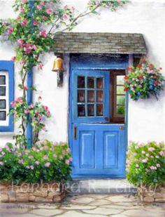 Dutch Door or stable door