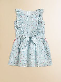 Chloé Toddlers & Little Girls Floral Print Dress