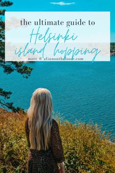 Do you want to have the most amazing time on your Helsinki visit? Then you must do the Helsinki island hopping tour! Read this for how to make it happen! #helsinki #finland #suomi #travel Europe Travel Tips, European Travel, Travel Advice, Travel Guides, Travel Destinations, Europe Photos, Group Travel, Archipelago, Helsinki