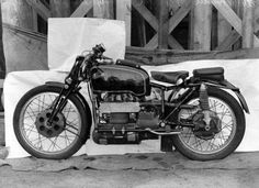 1939 Velocette Supercharged Twin