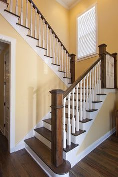 Foyer With Stairs Design Ideas, Pictures, Remodel and Decor