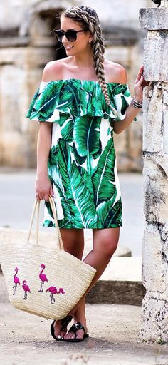 43 meilleures images du tableau robe tropicale tropical. Black Bedroom Furniture Sets. Home Design Ideas