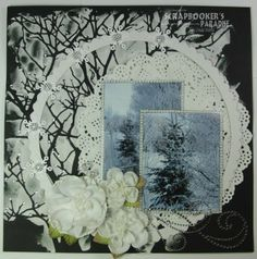 Scrapbooker's Paradise Blog: Playing In Paradise #9