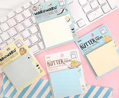 Brilliant Cute Thumb Memo Pad Sticky Note Kawaii Paper Scrapbooking Stickers Pad Novelty Items Stationery Bookmarks Student Gifts Awards Always Buy Good Memo Pads Notebooks & Writing Pads