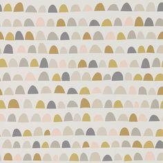 Priya Blush, Honey and Linen wallpaper by Scion