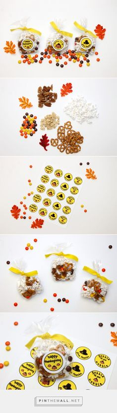 thanksgiving snack bags free printables