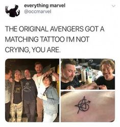 >> there a A + C there's so probs Avengers Cast Marvel Comics, Marvel Jokes, Avengers Memes, Marvel Funny, Thanos Avengers, Marvel Avengers, Avengers Cast, X Men, Geeks