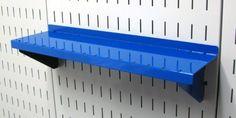 Wall Control Pegboard Shelf 4in Deep Pegboard Shelf Assembly for Wall Control Pegboard and Slotted Tool Board - Blue by Wall Control, http://www.amazon.com/dp/B00ARIGO7I/ref=cm_sw_r_pi_dp_ywufrb0DEG1Z3