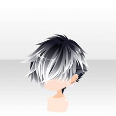 Shinigami who once violated contraindications Anime Boy Hair, Manga Hair, Anime Hairstyles Male, Boy Hairstyles, Hair Reference, Art Reference Poses, Drawing Male Hair, Drawing Faces, Drawing Tips
