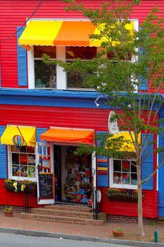 irecallthepushmorethanthefall:    Shop Front (by blightylad1)