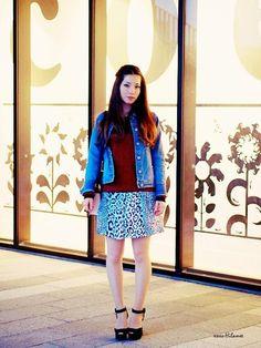xoxo hilamee t-shirt shorts jacket shoes bag jewels