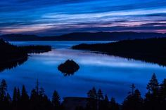 Lake Tahoe - George Rose/Getty Images