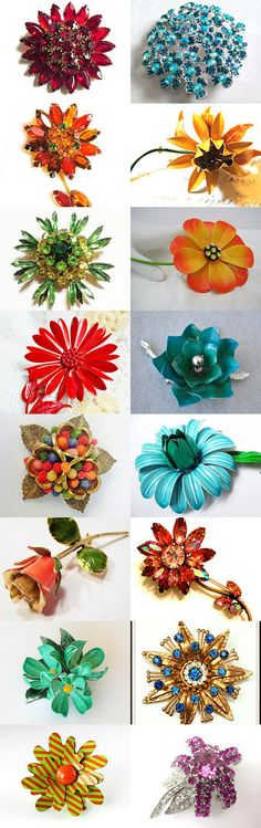 Vogueteam - Spring Awakening by Nancy Andrews on Etsy--Pinned with TreasuryPin.com