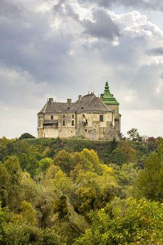 Olesko Castle in the Lviv region, Ukraine