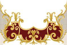 Baroque Pattern, Baroque Design, Boarder Designs, Border Pattern, Design Seeds, Grand Staircase, Future Fashion, Textile Design, Digital Prints