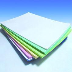 کاغذ کاربن لس در فرم های چند لایه (چند نسخه ای)، کاغذهای کپی بدون کاربن به مقدار زیادی جایگزین کاغذهای کاربن قدیمی شده اند. با ظهور واژه پردازها و چاپگرهای