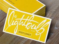 The post Lightbulb LLC Biz Playing cards appeared first on DICKLEUNG DESIGN GROUP.  Uncategorized Cards Lightbulb LLC