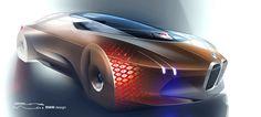 Eine Vision wird real: Erleben Sie im Making-of die Entstehung des BMW VISION NEXT 100.