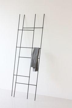 Ladder Coat Rack