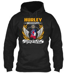 Hurley, Mississippi - My Story Begins