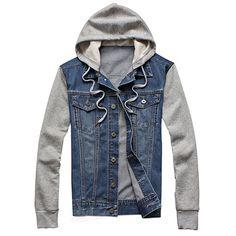 2015 New Fashion Men's Fleece Hoodies Men Jacket Tracksuits Denim Jacket Sport Suit Men Jeans Jacket Men Hoodies And Sweatshirts - http://nklinks.com/product/2015-new-fashion-men-s-fleece-hoodies-men-jacket-tracksuits-denim-jacket-sport-suit-men-jeans-jacket-men-hoodies-and-sweatshirts/
