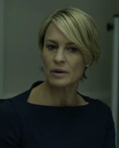 claire underwood hair season 3 - Google Search
