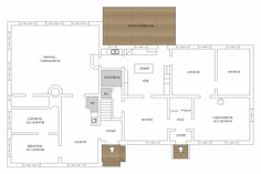 Planlösning Floor Plans, Flooring, How To Plan, Hardwood Floor, House Floor Plans, Floor, Paving Stones