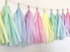 Birthday Banner Ideas Tassel Garland Ideas For 2019 Tween Party Games, Kitty Party Games, Birthday Party Games, Cat Party, Unicorn Birthday Parties, Girl Birthday, Drunk Party, Pastell Party, Baby Shower Decorations