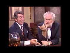 Dean Martin 12/12/75 hilarious on The Tonight Show starring Johnny Carson 1975 - YouTube