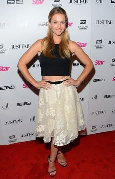 aj cook. from criminal minds! I want her hair!!!