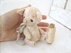 PATTERN Download to create Miniature Teddy like Pig by zverrriki