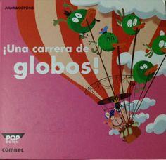 la aventura de ser mami: Reseña Boolino: ¡Una carrera de globos!