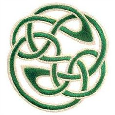 Celtic Circle embroidery design