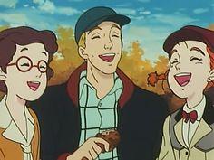 Watashi no ashinaga Ojisan My Daddy Long Legs, Masterpiece Theater, Old Anime, Old Cartoons, My Childhood Memories, Aesthetic Stickers, Manga, Fashion Sketches, Jean Webster
