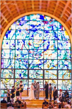 Pepperdine University Chapel wedding