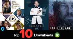 Top 10 Most Pirated Movies of the Week!