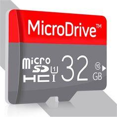 Class 10 Memory Micro SD Card