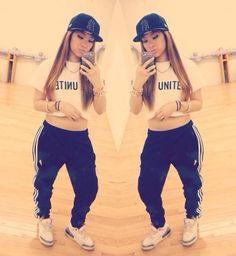 jorda 3's with khakis tumblur swagg   ... sweatpants crop tops snapback swag air jordan adidas pants edit tags