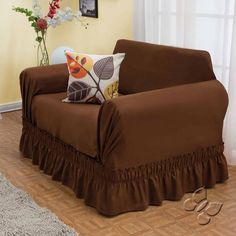 Curso gratis como hacer forros de sofá paso a paso Sofa Protector, Couch Covers, Luxurious Bedrooms, Slipcovers, Love Seat, Cushions, Living Room, Table, Furniture