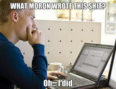Funny Technology - Programming Humor - Community - Google+