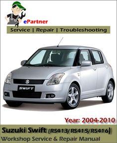 suzuki jimny sn413 2004 repair service manual