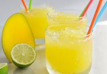 Mango Lime Drink | Imperial Sugar® Beverage Recipes