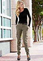 Sexy Pants for Women in Gaucho, Cargo, and Capri Styles