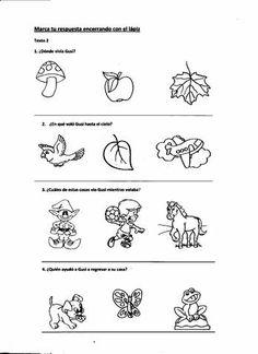 http://www.escuelaenlanube.com/  Cuentos breves y fichas para ejercitar la comprensión de textos.