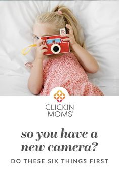 Do you have a new camera? Do these six things first so that you can be well on your way to taking the pictures of your dreams! Do you have a new camera? Do these six things first so that you can be well on your way to taking the pictures of your dreams! Free Photography Website, Photography Website Templates, Film Photography Tips, Birth Photography, Photography Tips For Beginners, Photography Projects, Photography Portfolio, Photography Tutorials, Children Photography