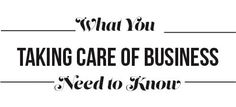 What You Need to Know: Taking Care of Business on Campus | Academic Advising | prettyofficerkidd