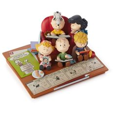 Peanuts® 65th Anniversary Limited-Edition Collectible Figurine