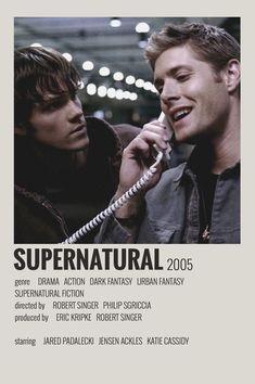 Iconic Movie Posters, Minimal Movie Posters, Minimal Poster, Film Posters, Supernatural Poster, Supernatural Wallpaper, Film Poster Design, John Winchester, Movie Shots