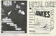 Underground Music Fanzines